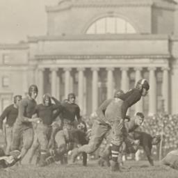 Columbia vs. NYU Football Game