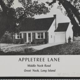 Appletree Lane, Middle Neck...