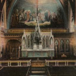 Interior of Church of St. V...