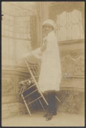 Harrison, Alice, undated : photograph