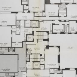 417 Park Avenue, Plan Of Te...
