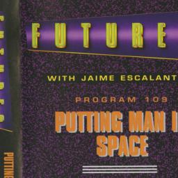 Futures with Jaime Escalant...