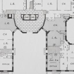 527 W. 110 Street, Plan Of ...