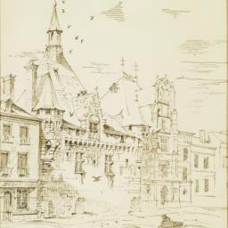 C. F. McK. Nov. '69. Saumur