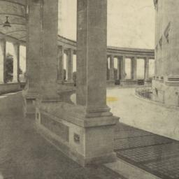 Interior of the Peristyle o...