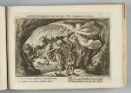 Illustration 133. Aeneae Descensus ad Inferos cum Sybilla Cumaea