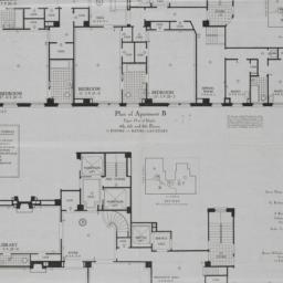 730 Park Avenue, Plan Of Ap...