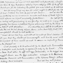 Document, 1799 January 30