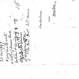 Document, 1797 February 28