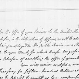 Document, 1779 January 31