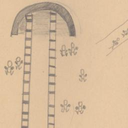 Drawing Of A Double Track L...