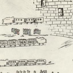 Drawing Of Trains