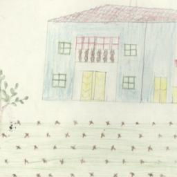 Free Drawing: My House In A...