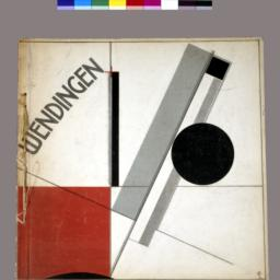 Frank Lloyd Wright. Wendingen