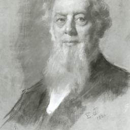Portrait of Fredrick A. P. ...