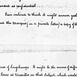 Document, 1785 April 28
