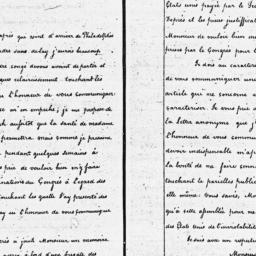 Document, 1785 February 22