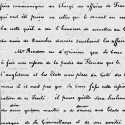 Document, 1785 January 27