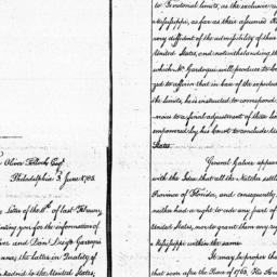 Document, 1785 June 03