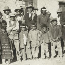 Group of American Indian Ad...