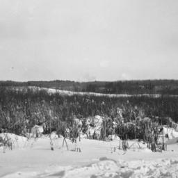Landscape with Snow, near B...