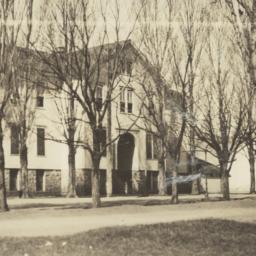 Boys' Dormitory, Carson Ind...