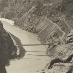 Boulder Dam Site, Nevada