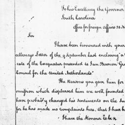 Document, 1785 November 28