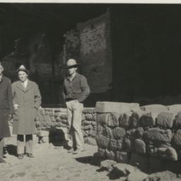 Ruins at Cliff Dwellings Ca...
