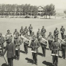 Charles H. Burke School Band