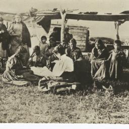 Group of Native American Wo...