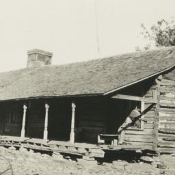 Old Raincrow Home, Cherokee...