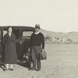 Levi and Mrs. Rouillard wit...