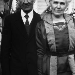 Reverend and Mrs. H.T. Jack...