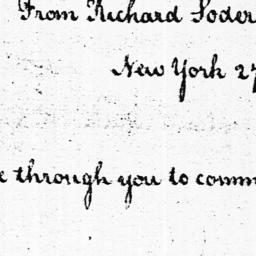 Document, 1785 September 27