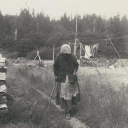 Hoh River Woman, over 100 y...