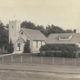 Community Church, Lac du Fl...