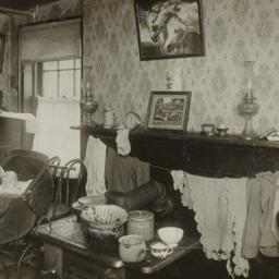 Four Children in a Tenement...