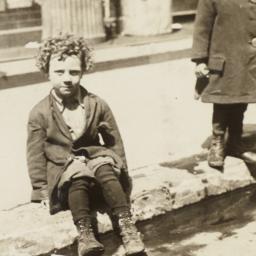 Children on Curb