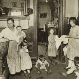 Family and Washtub