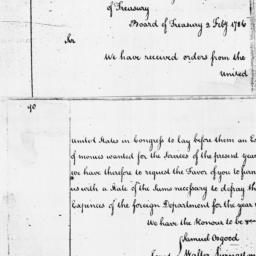 Document, 1786 February 02