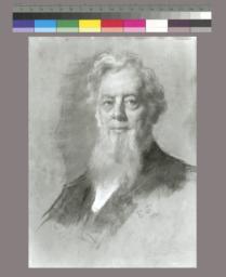 Portrait of Fredrick A. P. Barnard, 1886