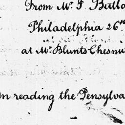 Document, 1786 May 26