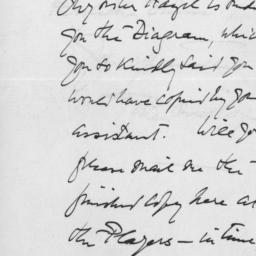 1 hand-written note, 6 Marc...