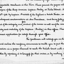 Document, 1788 February 05