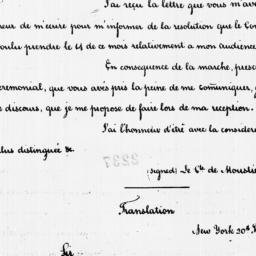 Document, 1788 February 20