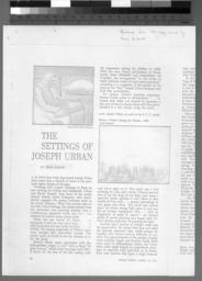 1 article from Opera News, 12 April 1954,p. 12