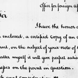 Document, 1787 October 17