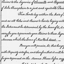 Document, 1786 August 18