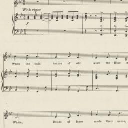 Columbia Songs